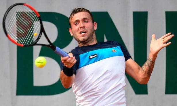 British tennis player Dan Evans handed one year ban for testing positive for cocaine
