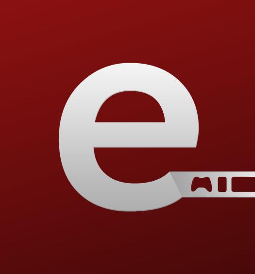 enConnected Large Logo Red