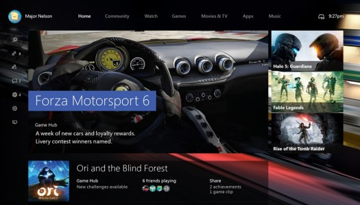 The New Xbox One Experience launches today