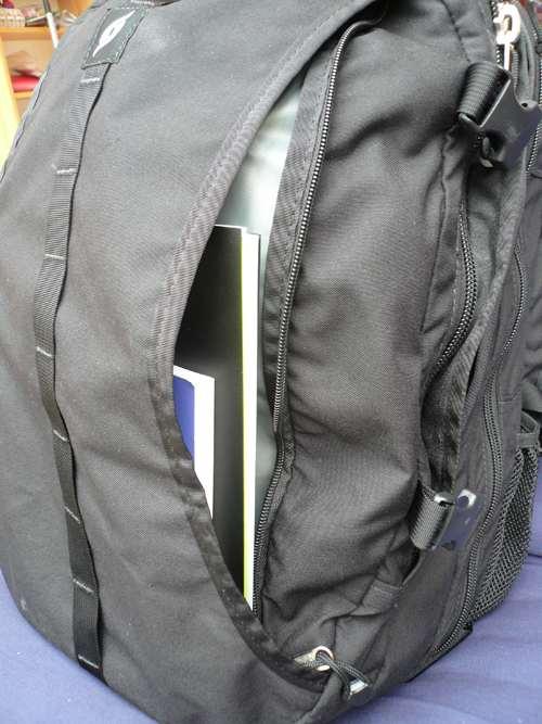 Meta front pocket