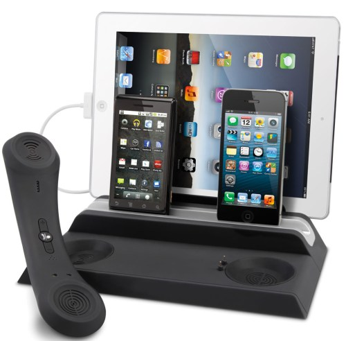 bluetooth-handset-quad-charger