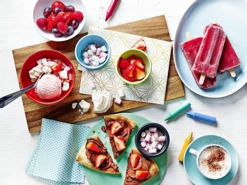 ASK Italian Kids Menu - Desserts