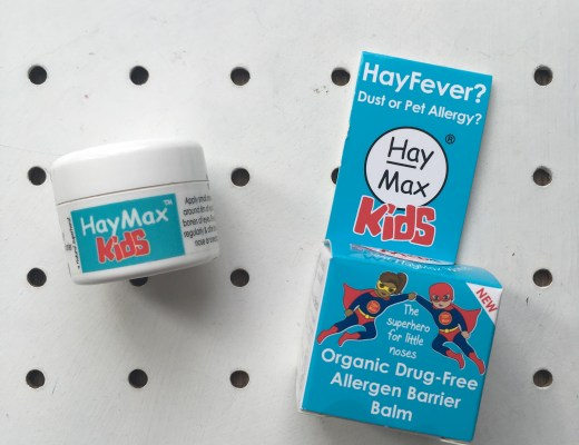 HayMax Kids allergen barrier balm