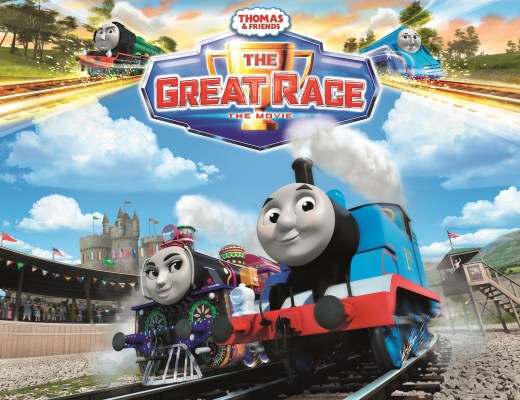 Jump aboard for Thomas & Friends: The Great Race