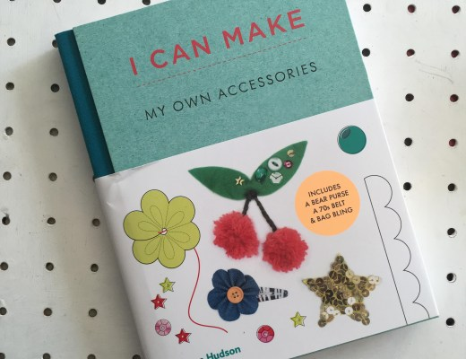 I Can Make My Own Accessories book