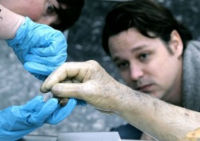 Image Credit: Borland & Condon, Anatomical Research Laboratory of Human Anatomy, University of Glasgow 2013. Photo Dave Dunbar