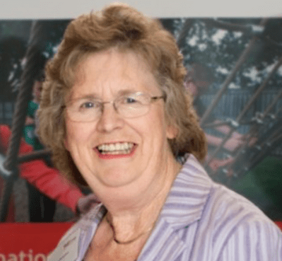 Janet Richardson MBE