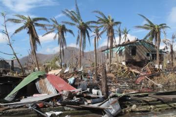 Typhoon Philippines corruption