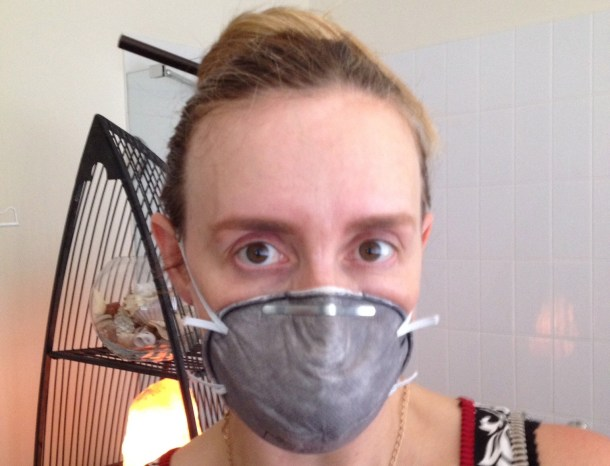 What it's Like to Wear a Mask, Part II (9.2 years later)