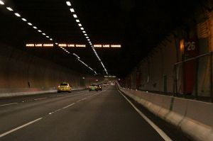Burnley Tunnel and Pollution