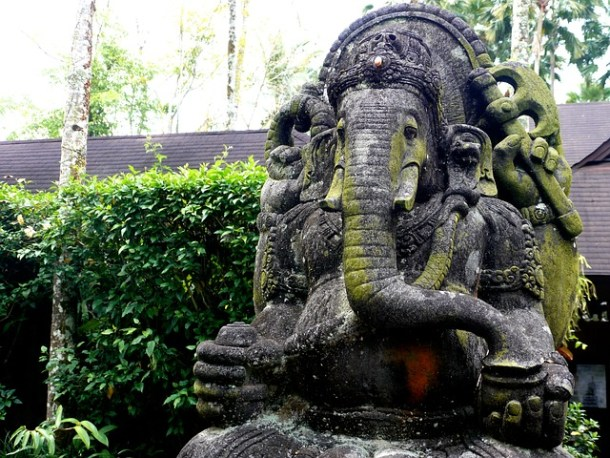 How to Begin Building a House… with Ganesha