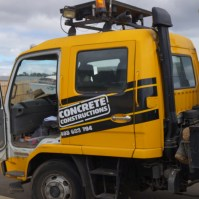 Daniel Fear Concreting