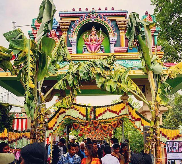 Sri-Kamadchi-Ampal-Tempel in Hamm.