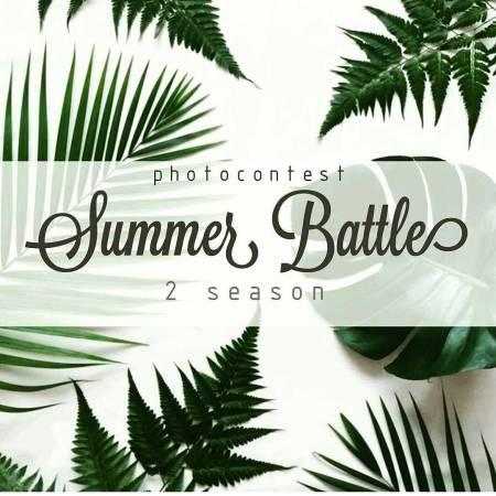 Победители фотоконкурса Summer Battle