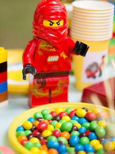 Мечта: день рождения в стиле lego