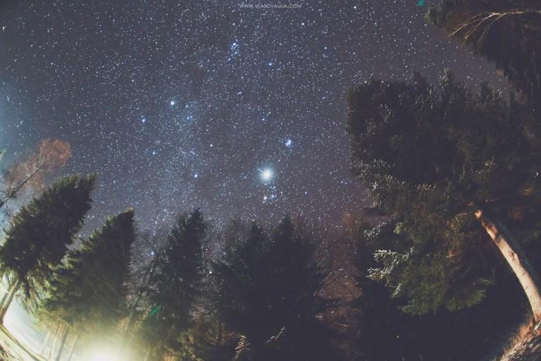 Смотреть на звездное небо вместе с Norah Jones