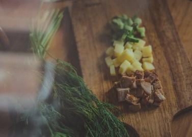 Готовим вместе: оливье
