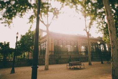 Атмосферная Барселона Оли и Паши