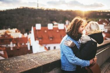 Европейская атмосфера: Прага Тимофея и Елены