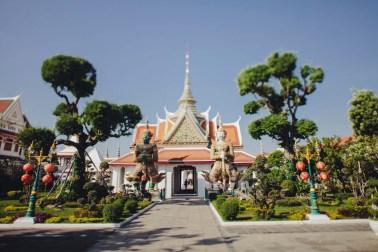 Вдали от времени и цивилизации: бескрайний Таиланд Анны и Алексея