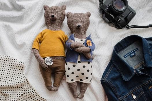 Мечты взрослых и детей игрушки Philomena Kloss (11)