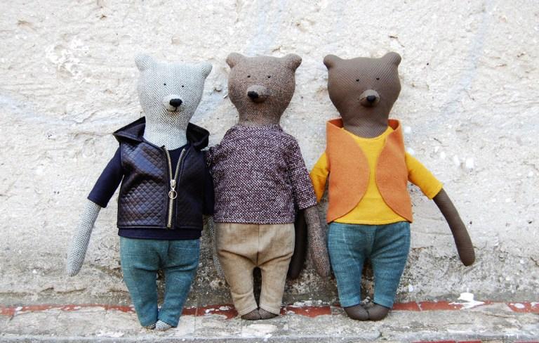 Отправиться в детство: интервью с создателями игрушек Philomena Kloss