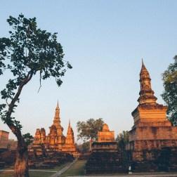 Утопая в зелени: жаркий Таиланд