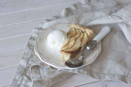 яблочный тарт 5