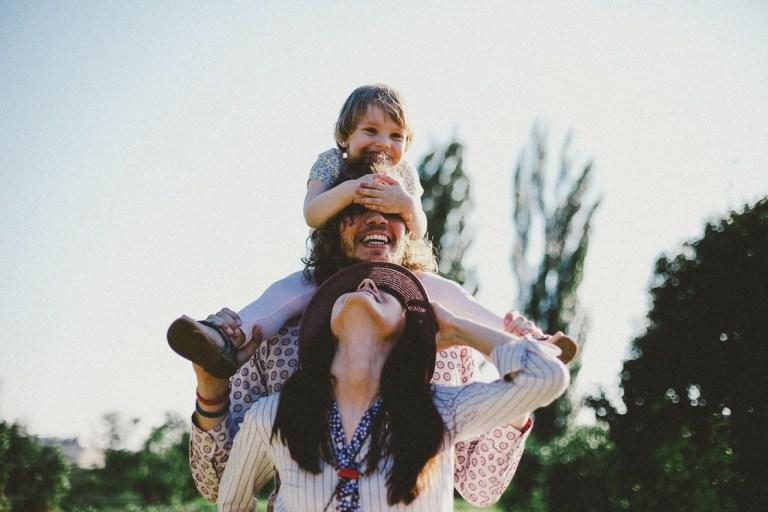 Смех продлевает жизнь: Тарас, Лена и Соломия