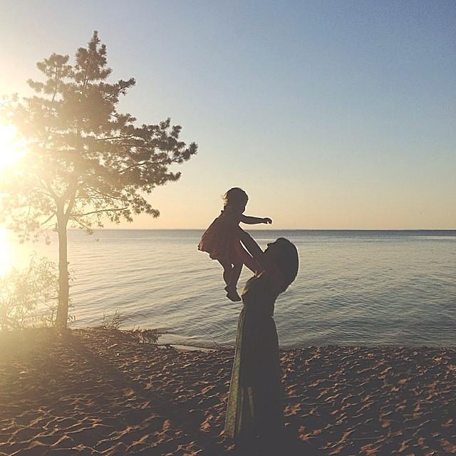 Лучшие семейные instagram недели: лето, лето!