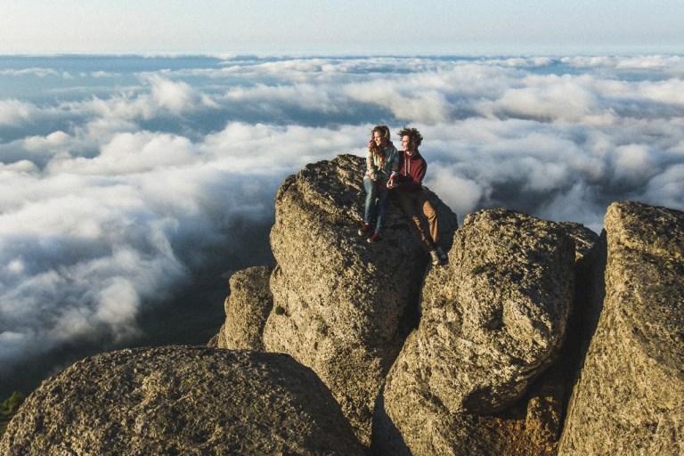 Коснуться облаков: путешествие в Крым Маши и Ильи
