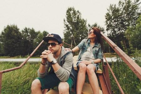 Молодые и счастливые: Наташа и Миша в ожидании