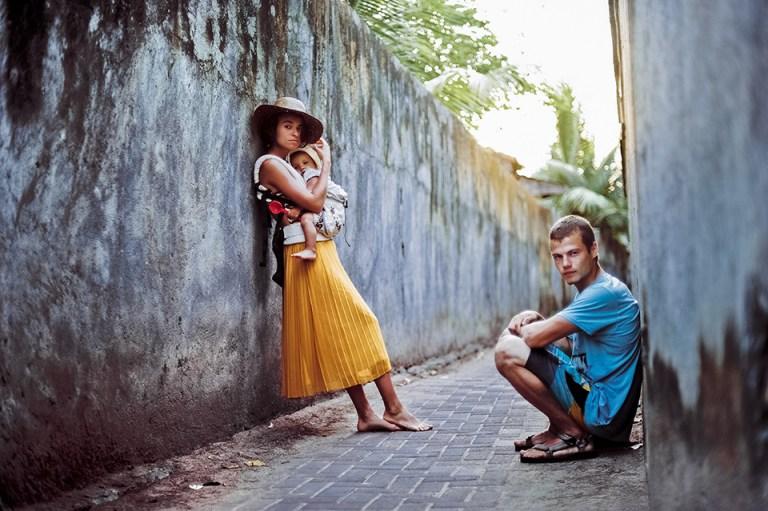 Инстаграм мамы: интервью с фотографом Машей Марковой