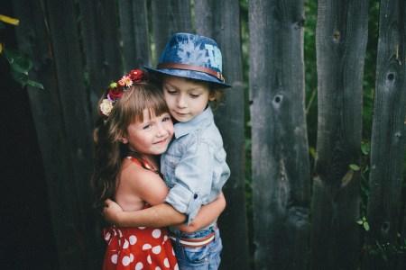 Маленькая любовь: Федор и Юля