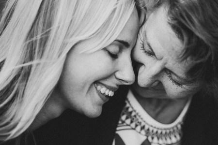 Сквозь время: Мама Ольга и дочь Маша