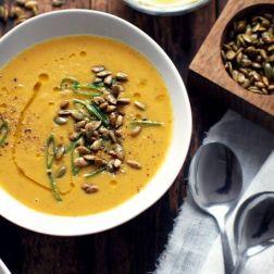 Тыквенный суп (3)