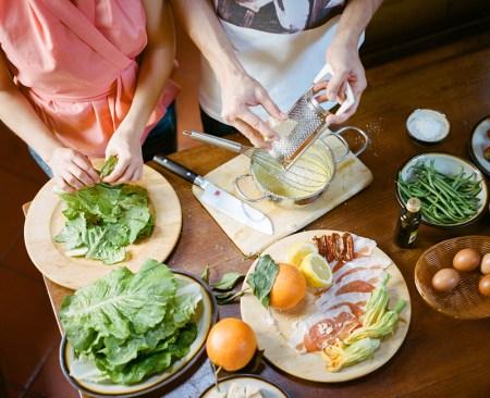 Вкусная Италия: семейный ужин Никиты и Маши во Флоренции