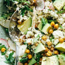 Salat s garnirom (1)