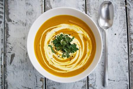 Рецепт морковного супа
