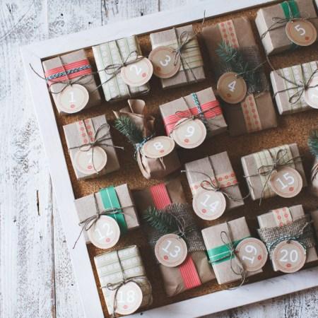 Праздник к нам приходит: мастер-класс по созданию адвент-календаря