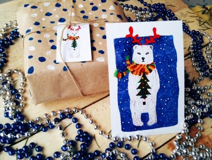 Упаковываем подарки красиво: шаблоны бирочек