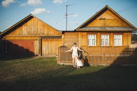 Лето в деревне: Варя и ее мама