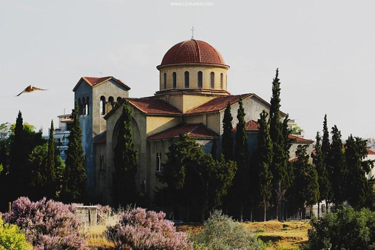 Древность и современность: путешествие в Афины