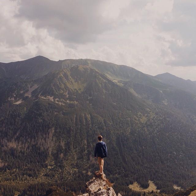 Вдохновляющие инстаграмы: путешествия @vovatsarkov