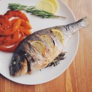 Быстрые рецепты от Вероники: дорадо с розмарином