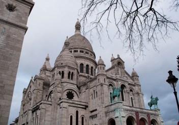 Пасмурный, но все же прекрасный: прогулка по Парижу