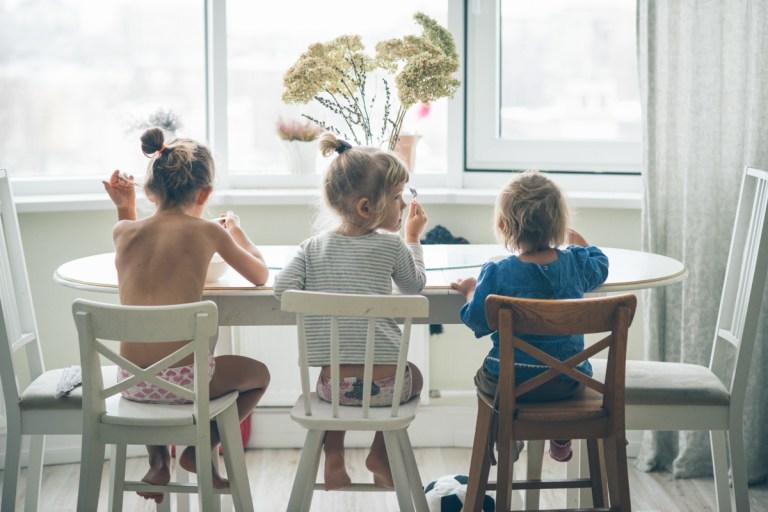 Из первых уст: быть мамой трех девочек