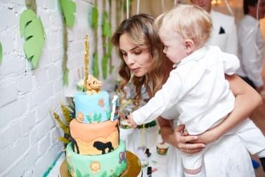 Джунгли зовут: первый день рождения Эдварда
