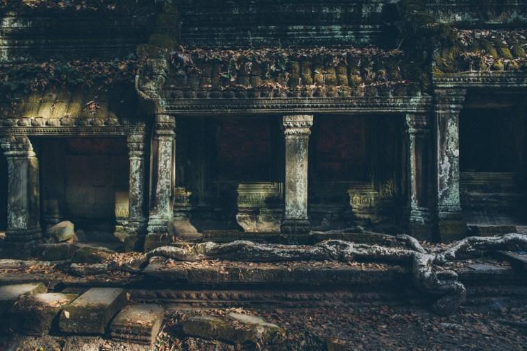 Величественная тишина: храмы Ангкор в Камбодже