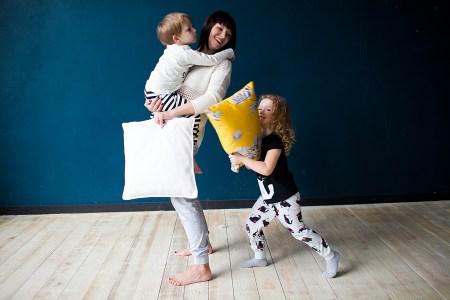 День непослушания: история про то, как Надя и Эрик прогуливали детский сад